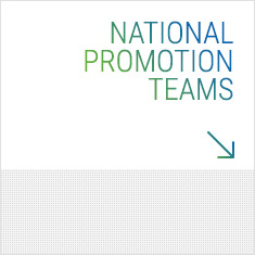 Nationale Promotionteams