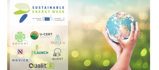 QUALITEE TO FEATURE AT EU SUSTAINABLE ENERGY WEEK POLICY CONFERENCE