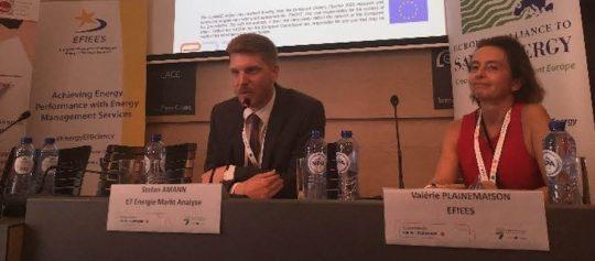 Проектът QualitEE излиза на европейската сцена по време на седмицата на устойчивата енергия