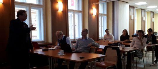 Предложение за нова система за сертифициране на ДГР бе обсъдена със заинтересованите страни в Чехия