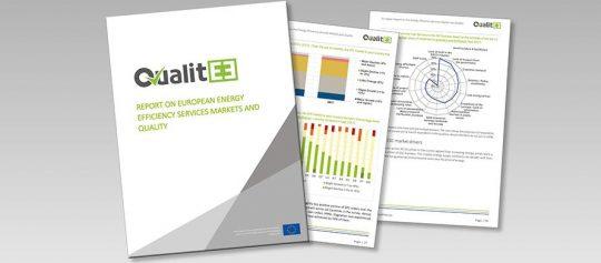 Bericht über den Markt und die Qualität von Energieeffizienzdienstleistungen in Deutschland und Europa