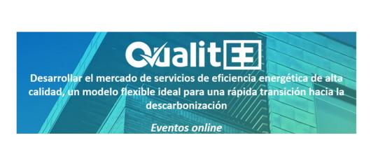 Participa en la conferencia final de QualitEE 17-19 de junio