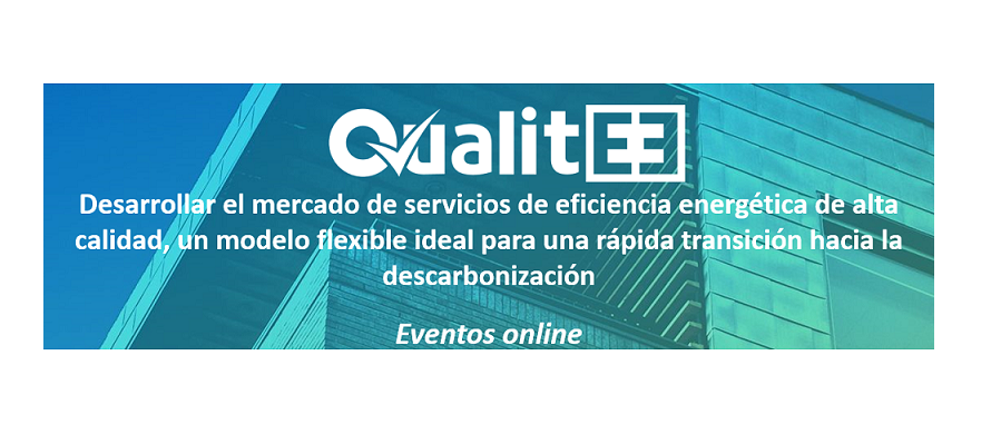 Participa en la conferencia final de QualitEE 17-19 de junio