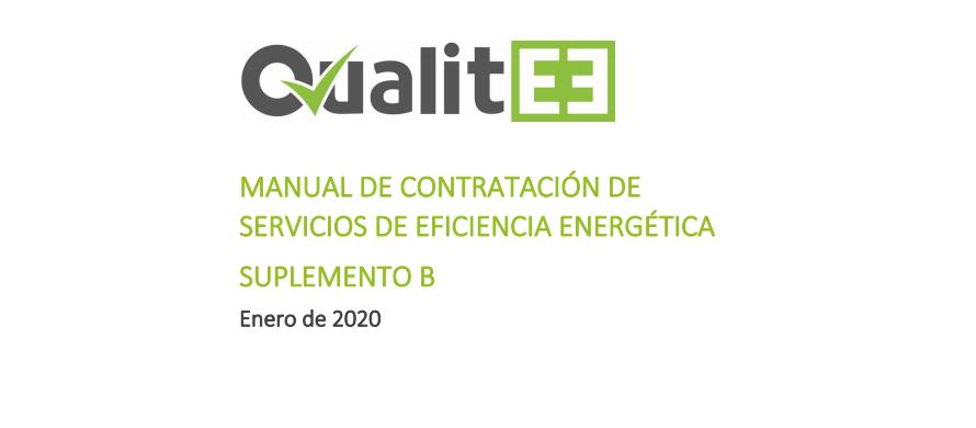 Nuevo Manual de Contratación de Servicios de Eficiencia Energética (EES)