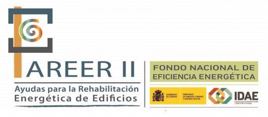 PLAN PAREER II: Ayudas a la rehabilitación energética de edificios