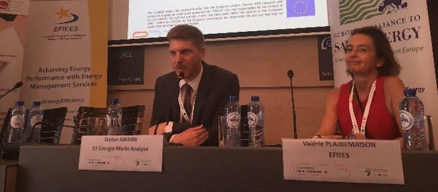 QualitEE se presentó a nivel europeo en la EU Sustainable Energy Week 2017