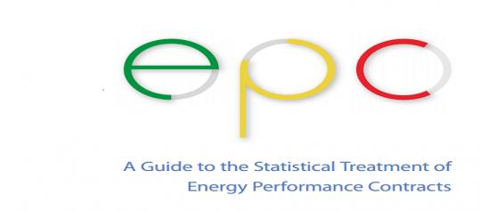 Eurostat y el Banco Europeo de Inversiones publican una guía para el tratamiento estadístico de contratos de rendimiento energético
