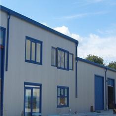 Bulgarie - Refroidissement efficace d'un Centre de Distribution Ruvela, Sofia