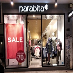 Grèce - Parabita