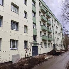 Lettonie - CPE pour une rénovation de bâtiments résidentiels à Riga