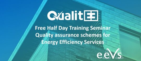 Next Free Training Seminar – 17th March 2020