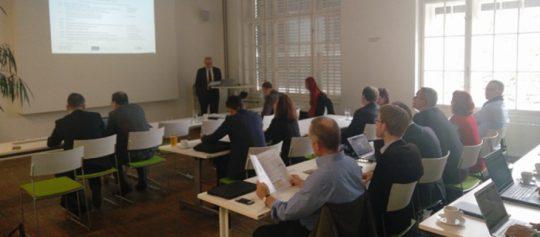 Evropska projektna delavnica o poslovnih modelih zagotavljanja kakovosti storitev energetske učinkovitosti