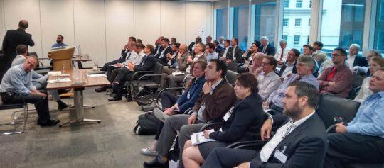 Britansko združenje energetskih storitev in tehnologije (ESTA)se seznani s projektom QualitEE