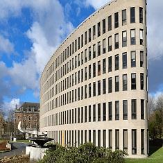 Belgium – University Campus VUB, Brussels