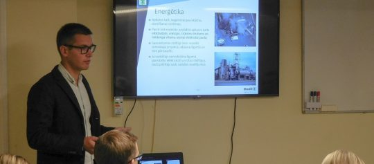 QualitEE training seminars kick off around Europe